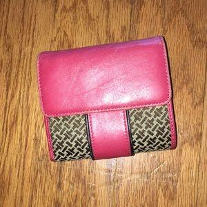 Talbots wallet.